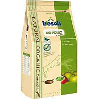 Корм для собак Bosch Bio Adult + Ӓpfel, с яблоком, 11,5кг