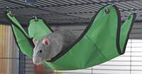 Гамак для грызунов Savic Relax Standard, текстиль, 45,5х30 см