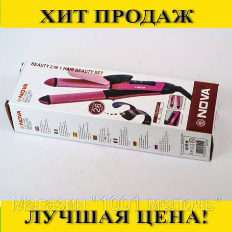 Плойка для волос Gemei NV 2009- Новинка, фото 2