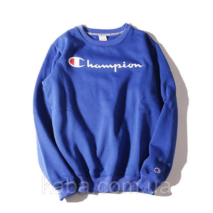 Свитшотв стиле Champion Sweatshirt