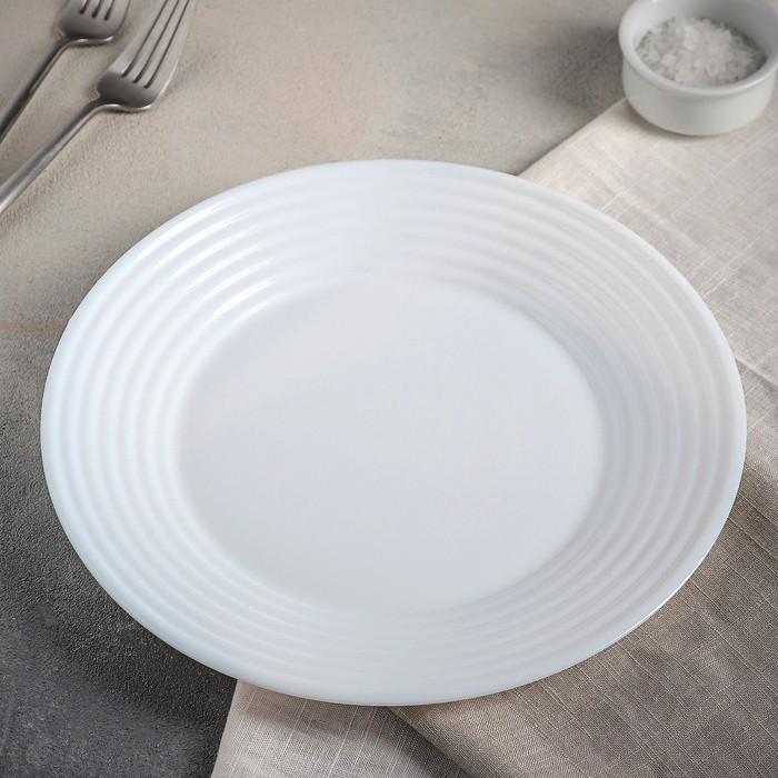 Тарелка десертная круглая Luminarc Stairo 190 мм (L3579)