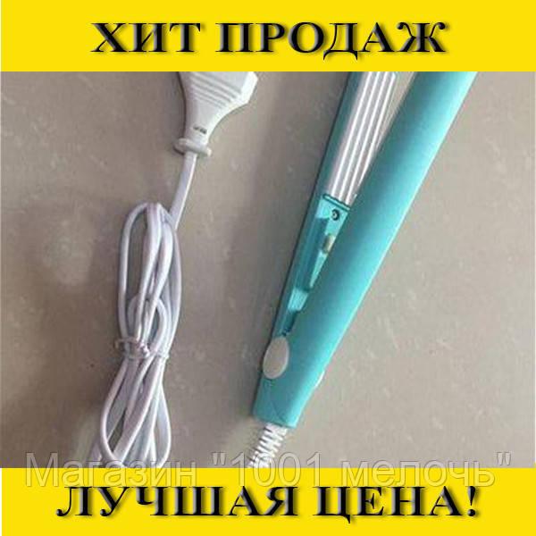 Мини плойка-гофре- Новинка