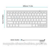Беспроводная Bluetooth клавиатура BK3001, фото 2