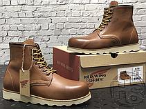 Зимові черевики Red Wing USA Rover 6-inch boot 8424890 Brown 2953 (позов. хутро), фото 3
