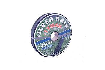 Лента туман Silver Rain - 25 мм x 100 м (S 25/100)
