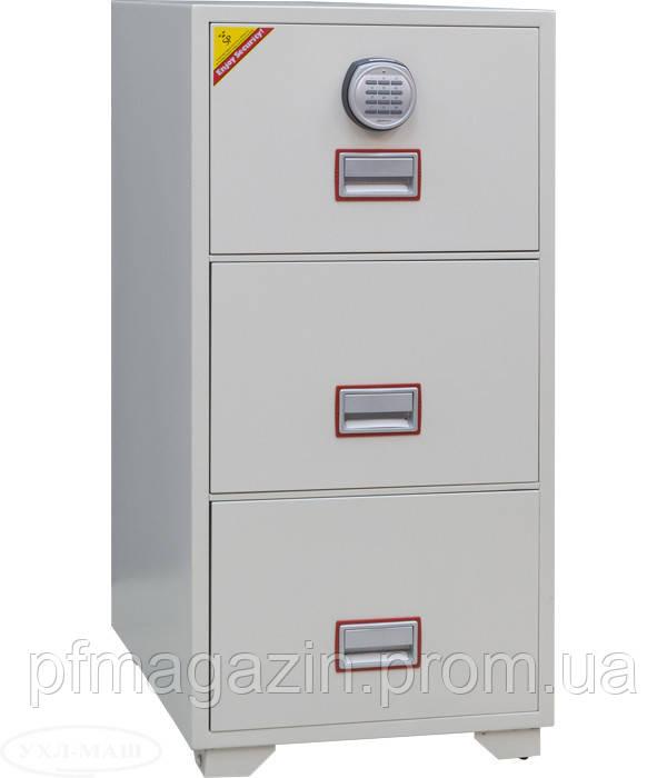 Картотека огнестойкая DFC 3000 Е (ВхШхГ-1124х528х675)