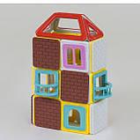 Магнитный конструктор домик 41 деталь, фото 2