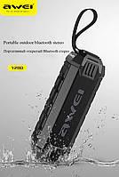 Портативная Водонепроницаемая Беспроводная Bluetooth Колонка Awei Y280