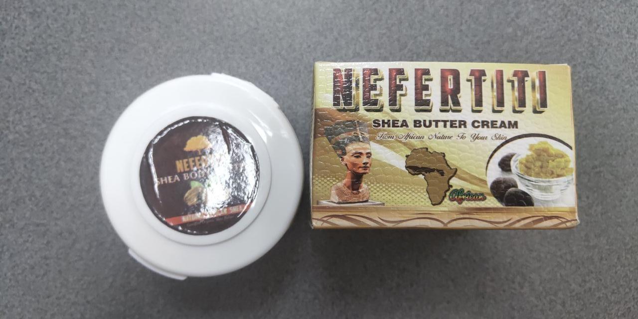 Мазь крем с маслом Ши Shea Butter Cream 50г Египет