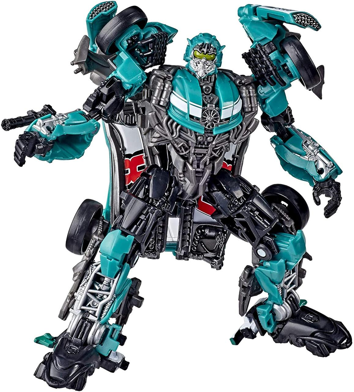 Трансформер Роудбастер Студио Серия 58 Transformers Studio Series 58 Roadbuster