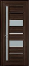 Двері Папа Карло, Полотно+коробка+ 2к-та лиштв+добір 100мм, Millenium, модель ML-49 AL, фото 3