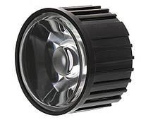 Линза для светодиода LED Lens 1-3W 60° 20mm, фото 1