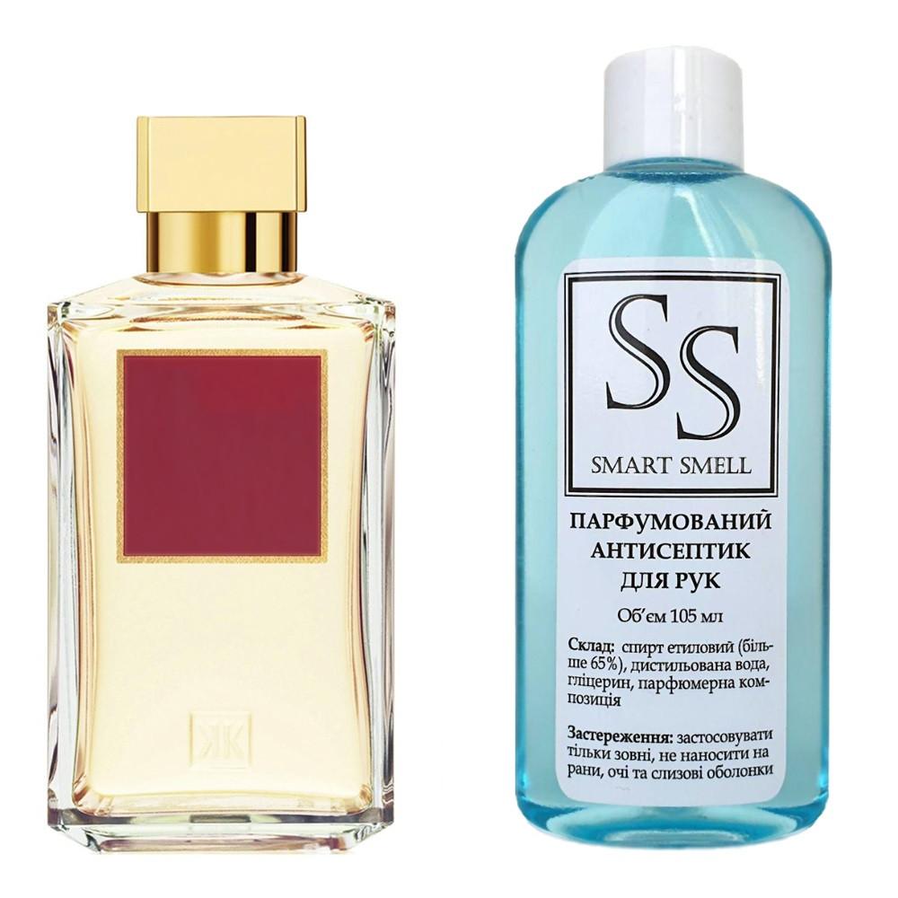 Антисептик с парфюмом опт Мейсон Франсис Куркджан, Баккара Руж 540