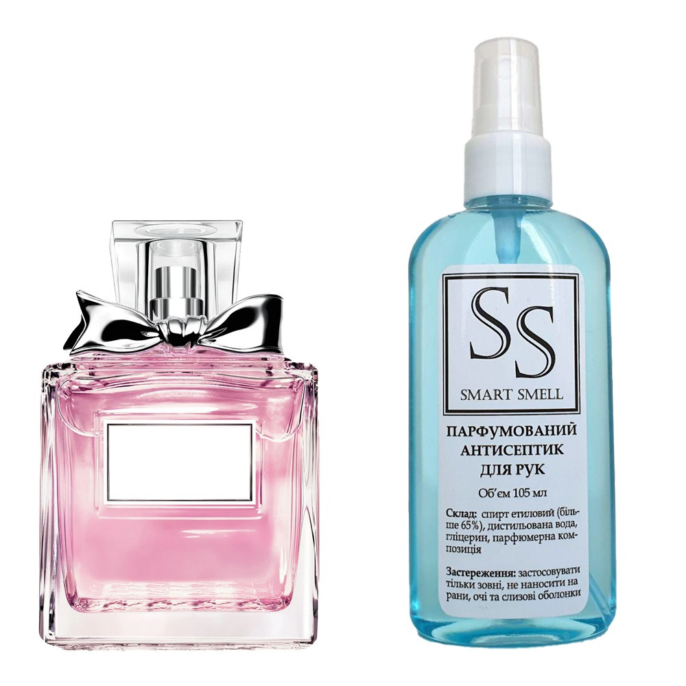 Антисептик с парфюмом 105 мл Кристиан Диор, Мисс Диор Блуминг Букет