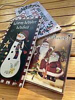 Новогодняя табличка с принтом Снеговика, фото 2