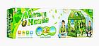 ОПТ ОПТ Ігровий намет-будиночок Military House | 2 входи зелена, фото 3