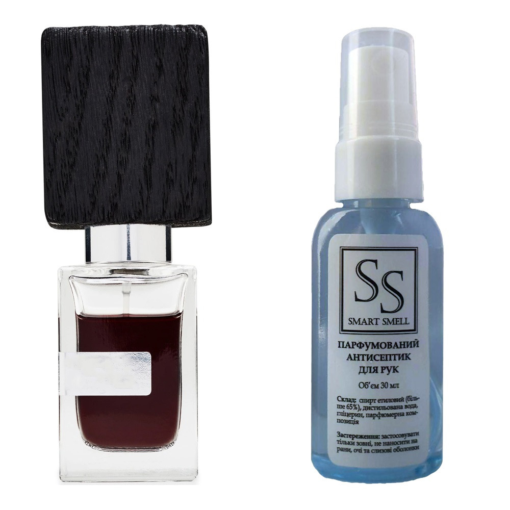 Антисептик с парфюмом 30 мл Nasomatto, Black Afgano (Блек Авгано)