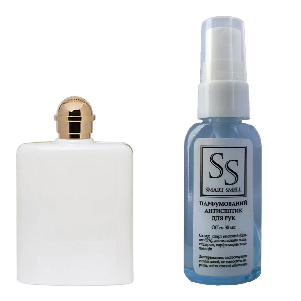 Антисептик с парфюмом 30 мл Trussardi, Donna (Донна)