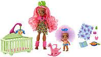Игровой набор Cave Club Пещерный Клуб кукла Фернесса Детская комната GNL92, фото 2