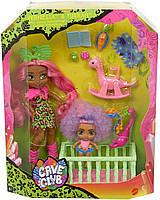 Игровой набор Cave Club Пещерный Клуб кукла Фернесса Детская комната GNL92, фото 9