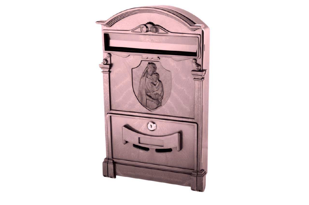 Поштова скринька Vita - Діва Марія (коричневий)