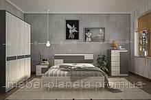 """Модульні меблі в спальню """"Барселона"""" (Ліон)"""