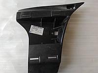 Кронштейн накладки переднего бампера широкий левый Нексия 96 (N-100) GM Корея (ориг)