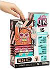 """Игровой набор с куклой L.O.L. Surprise! серии J.K."""" - Леди-Неон"""", фото 3"""