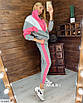 Женский тёплый костюм с мастеркой и брюками, размеры 42-46, фото 2