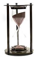 Часы песочные бронза (14,5х9х9 см), фото 1