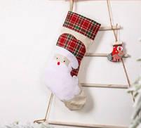 Великий новорічний мішок для подарунків, фото 2