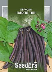 Семена Фасоль спаржевая кустовая Парпл Типи фиолетовая 20 г SeedEra 2735