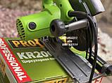 Циркулярная пила Proсraft KR2000, фото 6
