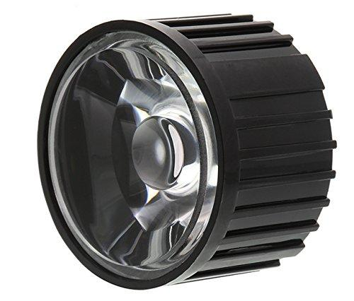 Линза для светодиода LED Lens 1-3W 5° 20mm