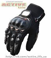 Перчатки мото, вело, зимние  PRO-BIKER (black) L / XL, фото 1