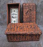 Керамічна шкатулка під паперові гроші, фото 10