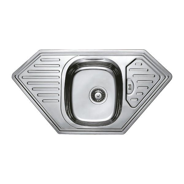 Мойка кухонная HAIBA 95x50 (polish) (HB0575)