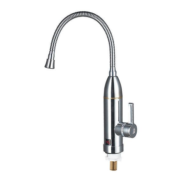 Проточный водонагреватель ZERIX ELW03-EFP (с индик. темп. и УЗО) (ZX2807)