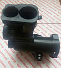 Корпус трехходового клапана Immergas Mini 24 3 E, Victrix 26, Major Eolo 24 4E, 28 4E, фото 2