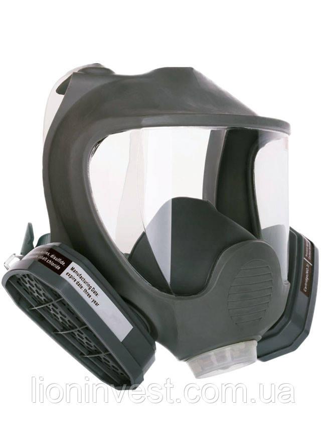 Полнолицевая маска (аналог 3М 6700, 3М 6800, 3М 6900)