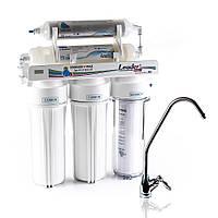 Фільтр для води проточний Leader UF5 Silver
