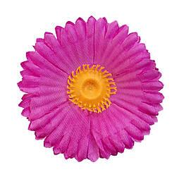 Искусственная головка ромашки- маргаритки, 9 см (по 200 шт. в уп 10 расцветок.)