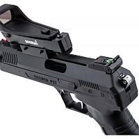 Пневматический пистолет Beeman P17, 135 м/с, коллиматор