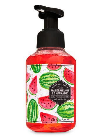 Мыло-пена для рук Bath and Body Works Watermelon Lemonade