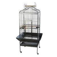 Вольер для птиц Open Perch Roof Budgie Cage