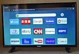 "ХІТ! Супер телевізори Sony SmartTV Slim 32"" 4K 3840x2160, 8GB!!!, LED, IPTV, Android 9, T2, WIFI,USB,КОРЕЯ, фото 4"