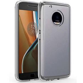 TPU чохол Epic Transparent 1,0mm для Motorola Moto G5 Plus
