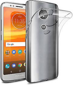 TPU чохол Epic Transparent 1,0mm для Motorola Moto E5 / G6 Play
