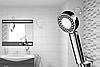 Насадка на душ двусторонняя душевая лейка 3 режима Многофункциональная, фото 7