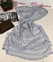 Шарф палантин Гуччи Gucci реплика 109016